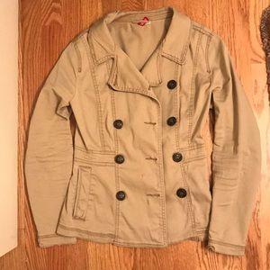 Light khaki jacket